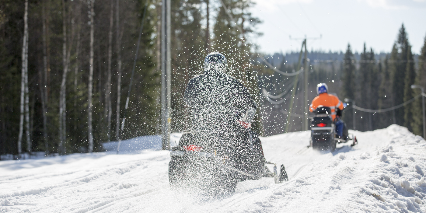 Snowmobile Trails in Montgomery County, New York